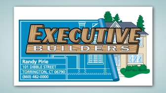 Executive Builders Business Card